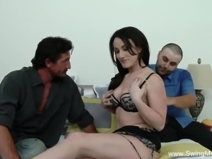 Swinger Wife Loves To Cuckold