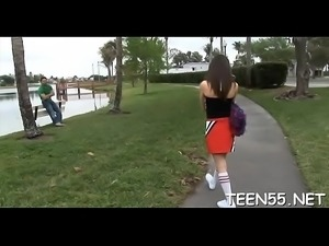 Free porn diminutive teens