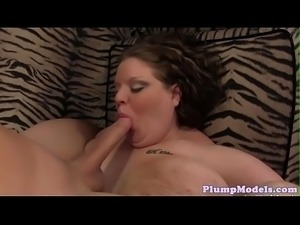 Bigtit ssbbw sucking and cockriding