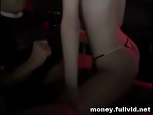 Money Talks Stripshow