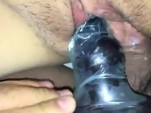 POV couple with sex that is Bizarre