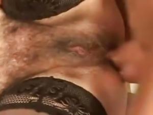 Italian Mature AnaL (Hair pussy)