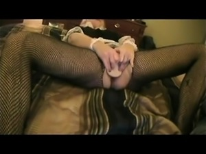 Softcore masturbation of super dirty Aletta Ocean