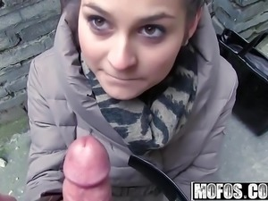 Mofos - Public Pick Ups - Ashley Woods - A Fair Trade