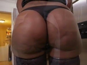 Vickie Starxxx Black Secretary Picked Up