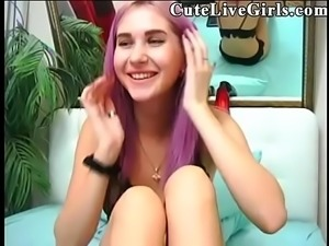 Explited College Girls CuteLiveGirls.com Lovely Cheerleader Screaming No