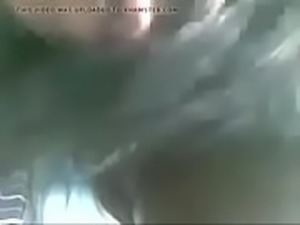 mauritian couple having amateur sex in the bushes, girl giving blowjob...