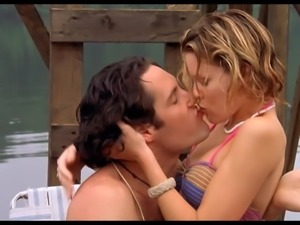 Elizabeth Banks - Tongue Kissing Compilation
