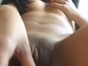 Asian dildo play