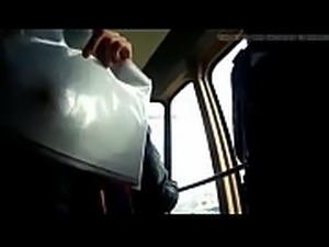 Dick Flash in Tram