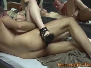 Dutch prostitute sucking