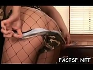Hot beauty gets her a-hole licked and fingered while sucking