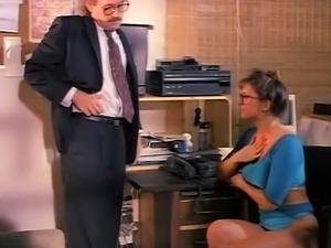 Hardcore Vintage MILF Sex