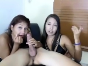 Asian slut luci thai dp threesome