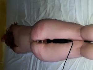 Orgasm och spanking