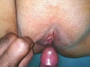 Black cock Fuck in Slow motion
