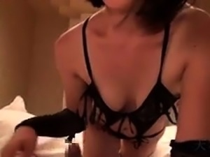 Busty booty Japanese get POV cock