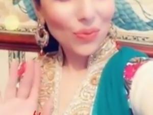 Pakistani princess