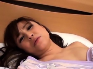 Japanese hotty pie gets entire schlong in smooth pov scenes
